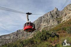 Kapstadt - Tafelberg Seilbahn