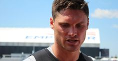Patriots Wide Receiver Chris Hogan addresses the media following a Training Camp practice at Gillette Stadium on Saturday, July 30, 2016.