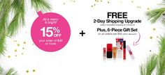 FREE 2 DAY SHIPPING with your $50 order + receive FREE 6pc set when you use code: EXPEDITE at http://jantunes.avonrepresentative.com