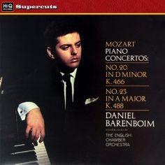 Mozart+Piano+Concertos+No.+20+&+23+Daniel+Barenboim+LP+180+Gram+Vinyl+Abbey+Road+Hi-Q+Supercuts+EU+-+Vinyl+Gourmet