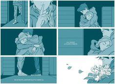 Hokusai, Waves, Graphic Novels, Feel Better, Diagram, Illustrations, Flat, Feelings, Comics