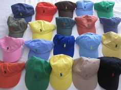 Polo Ralph Lauren Baseball Classic Pony Cap Hat Cap with Classic Pony Logo