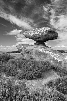 -Brimham Rocks Black