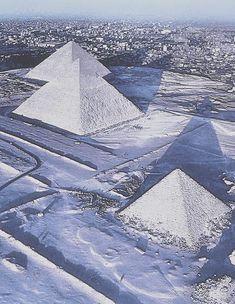 Egipto Nevado