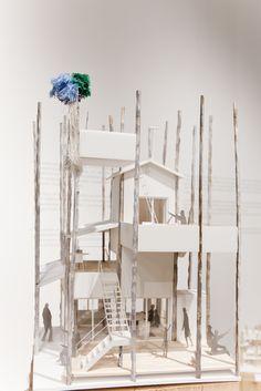 Venice Biennale 2012: Photos of the Japanese Pavilion by Patricia Parinejad
