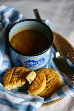 Just Dare to Cook: Zemiakové buchtičky a hustá šošovicová polievka