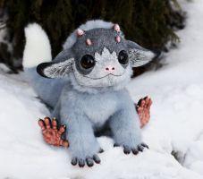 Мой маленький Дракон: Silver от Santani