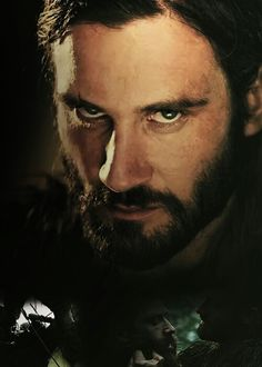"""Clive Standen as Rollo on the History Channel - """"Vikings."""" Now filming Series 2."""