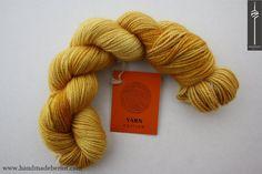 Yarn Edition Cashmere & Silk / Kaschmir mit Seide 002 Selene (goldgelb)