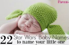 Let the force awaken some baby-name inspiration: and we're not just talking Luke and Leia!