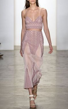Jonathan Simkhai Fall/Winter 2015 Trunkshow Look 28 on Moda Operandi <3 B