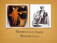 Alchemy 06 Mercury, Hermes