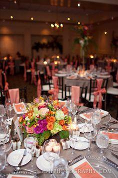 CCL Weddings | Ballroom | KMI Photography | Wilmington, NC