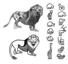pinterest.com/fra411#icons -Pictograms - ZOO