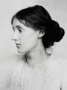 i've always loved this photo of virginia woolf