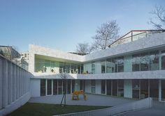 Crèche des Orteaux, PARIS, Avenier-Cornejo Architectes - Realisation