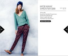 madewell look book