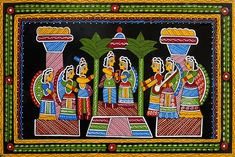 Marriage Ceremony - Wall Hanging (Tikuli Painting on Hardboard) Tikuli Paintings from Bihar HAPPY PUTHANDU ! PHOTO GALLERY  | IMAGES.TAMIL.INDIANEXPRESS.COM  #EDUCRATSWEB 2020-04-13 images.tamil.indianexpress.com https://images.tamil.indianexpress.com/uploads/2020/04/b427-300x164.jpg