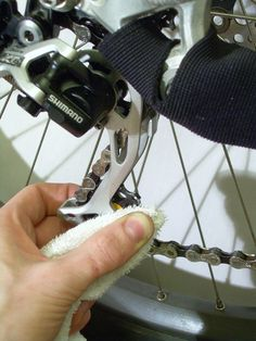 Derailleur (mech) Cleaning and Set-Up Whilst the handlebar shifter is the 'brains' of your gears, the derailleur is the part that gets to do the hard work and so its condition is import…