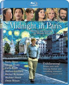 Midnight in Pàris