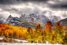 Uncompahgre National Forest by Lars Leber Photography