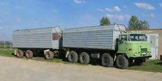 Guess the Truck Cool Trucks, Eastern Europe, Offroad, Vehicles, Garage, Technology, Retro, Instagram, Pickup Trucks