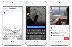 فيسبوك تعلن إتاحة ميزة البث المباشر للجميع  أعلنتفيسبوك اليوم عن خطوة هامة تتمثل في إتاحة البث المباشر عبر الشبكة الاجتماعيةلجميع المستخدمين وذلك بعد 6 أشهر تقريبا من طرح الخدمة لأول مرة حيث كانت الخدمة مقتصرة على المشاهير والصحفيين والحسابات الموثقة .  فيسبوك قالتان البداية ستكون لمستخدمين هواتف آيفون داخل الولايات المتحدة الأمريكية وأكدت انها تخطط لإضافة ميزة البث المباشر على أندرويد وللمستخدمين في جميع أنحاء العالم قريبا .  للبدء في البث المباشر كل ماعليك هو الذهاب للحالة وإختيار رمز بث…
