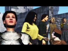 Joan of Arc - Edgar Cayce's Reincarnational History of France - YouTube
