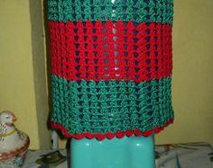 Capa para Galão de Água em Crochê