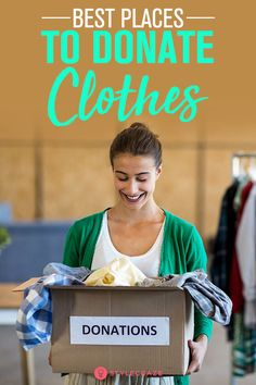 9 Best Places To Donate Clothes Donating clothes is so much more than charity Its a step towards sustainability and doing your bit for the environment It is a form of rec. Places To Donate Clothes, Old Clothes, Clothes For Women, Sorting Clothes, Charity Water, Charitable Donations, Going On A Trip, Donate To Charity, Night Life