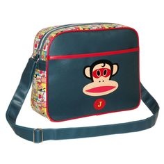 9f0bba578d Paul Frank Julius Super Hero Despatch Messenger Shoulder Bag £26.99 School  Bags For Kids
