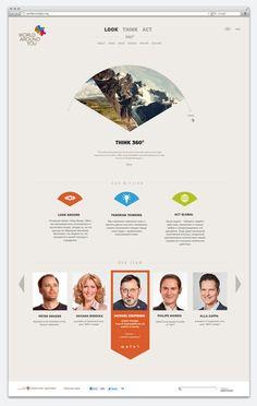 World around you #webdesign