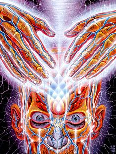 Alex Grey - Lightweaver