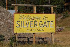Silver Gate, Montana