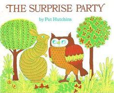 April 1st ~ Jesters & Fools ~ The Surprise Party - Pat Hutchins