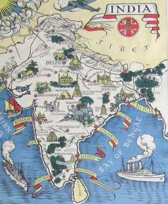 India, British Empire colony products map  The British Empire and tea were inextricably linked. The triangular trade between India, China and Great Britain which brought tea to London and the planting of vast estates in India and Sri Lanka from about 1860 http://teapavse.com/all-about-tea/best-tea-brands/