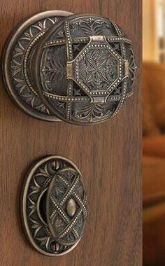 Intricate Door Knob  | CostMad do not sell this item/idea but have lots of great ideas and products for sale please click below
