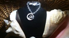 Starfish conch bracelet @ balandoorganicdesign.com
