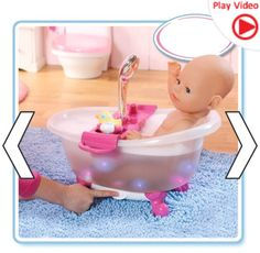Baby Born Interactive Bath - £24.99 Argos