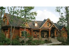Home Plan HOMEPW75297 is a gorgeous 2611 sq ft, 1 story, 3 bedroom, 2 bathroom plan influenced by  Craftsman  style architecture.