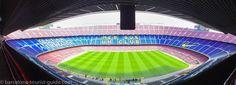 FC Barcelone: Le stade du football club FC Barcelone