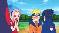 • <3 Kakashi, Sasuke, Sakura & Naruto (Team Kakashi / Team 7)