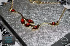 #baltic #amber #necklace #chain #jewelry #sterling #silver #jewellery #gift #woman #moda #luxury #joyas #mujer #κολιε #ασημενιο #επιχρυσο #γυναικα #δωρο #κεχριμπαρι Leaves and Regeneration Baltic Amber Necklace Chain Sterling Silver 925 Gold-plated Jewelry - Nature Inspire us! Order Code: 07N01 ♥ FREE Shipping Worldwide!!! Ασημενιο 925 Επιχρυσωμενο Κοσμημα Κολιε σε Αλυσιδα με φυσικο Κεχριμπαρι πετρες Αριστης Ποιοτητας Leaf Jewelry, Art Deco Jewelry, Jewelry Shop, Baltic Amber Necklace, Gold Plated Necklace, Natural Gemstones, Gifts For Women, Best Gifts, Sterling Silver