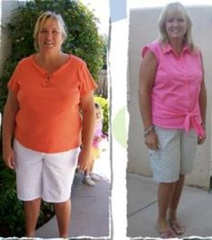 Heidi lost 70 pounds in 5 months!