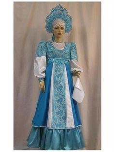Купить русские стилизованные костюмы