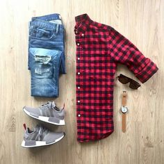 Stylish mens clothes that any guy would love fashion in 2019 стиль од Look Fashion, Mens Fashion, Fashion Outfits, Fashion Rings, Casual Outfits, Men Casual, Outfit Grid, Outfit Work, Mens Clothing Styles