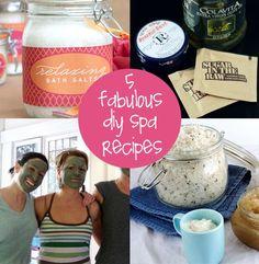 5 Fantastic Do It Yourself Spa Recipes | creative gift ideas  | followpics.co