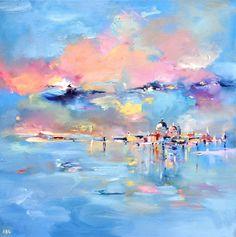Venetian Sky II by Anna Gammans