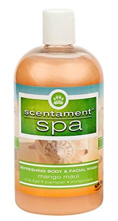 Best Shot Pet Scentament Spa Mango Maui Seasonal Facial  Body Wash 16 oz -- Check this awesome product by going to the link at the image.