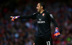Download wallpapers David Ospina, 4k, goalkeeper, footballers, Arsenal, The Gunners, soccer, Premier League